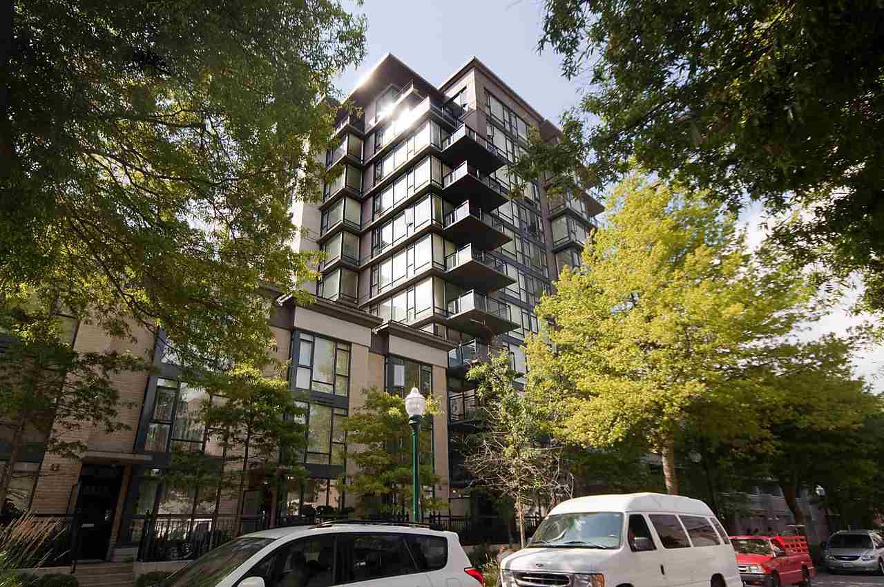 "Main Photo: 304 1650 W 7TH Avenue in Vancouver: Fairview VW Condo for sale in ""VIRTU"" (Vancouver West)  : MLS®# R2173662"