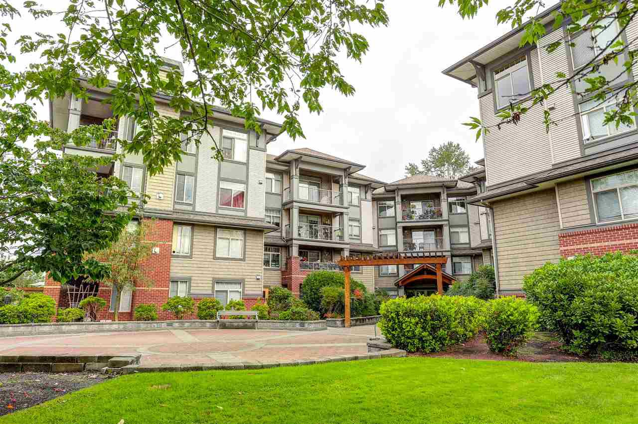 Main Photo: 411 12020 207A STREET in Maple Ridge: Northwest Maple Ridge Condo for sale : MLS®# R2226279