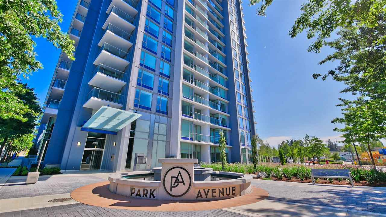 Main Photo: 908 13696 100TH AVENUE in Surrey: Whalley Condo for sale (North Surrey)  : MLS®# R2206731