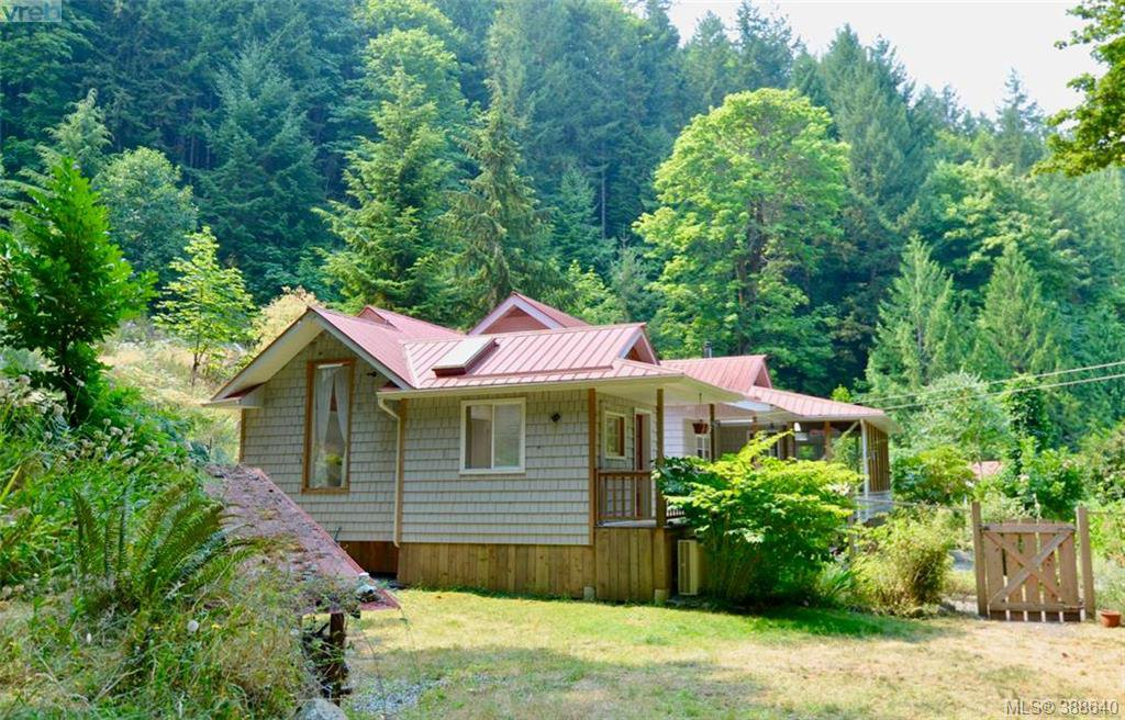 Main Photo: 255 North View Pl in SALT SPRING ISLAND: GI Salt Spring Single Family Detached for sale (Gulf Islands)  : MLS®# 781019