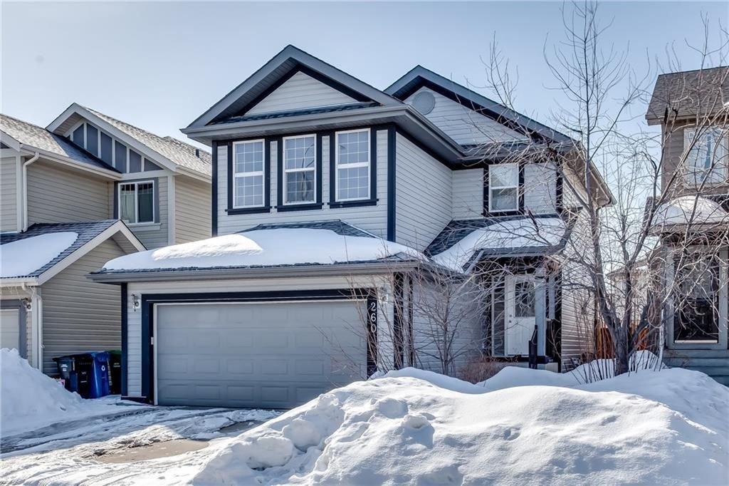 Photo 2: Photos: 260 EVERGLEN Way SW in Calgary: Evergreen House for sale : MLS®# C4175004