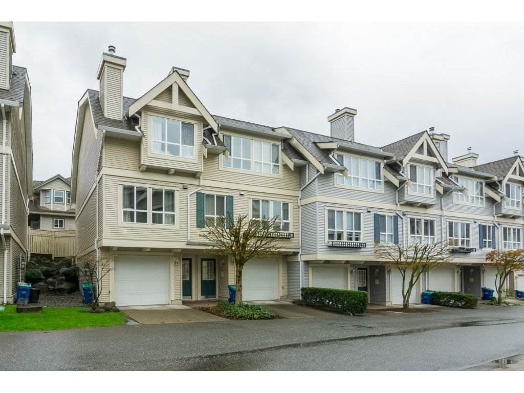 "Main Photo: 55 8844 208 Street in Langley: Walnut Grove Townhouse for sale in ""Mayberry"" : MLS®# R2254454"