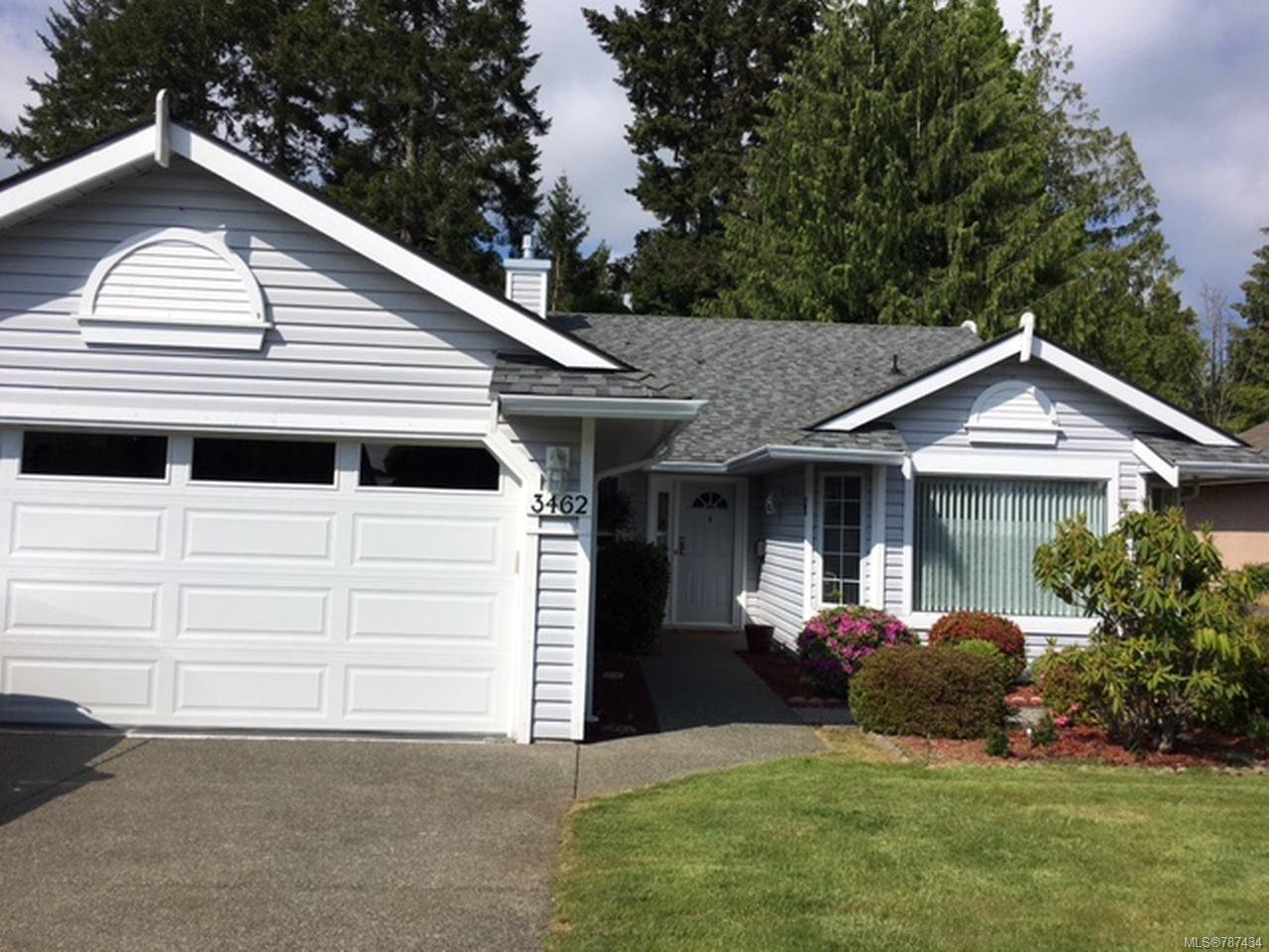 Main Photo: 3462 S Arbutus Dr in COBBLE HILL: ML Cobble Hill House for sale (Malahat & Area)  : MLS®# 787434