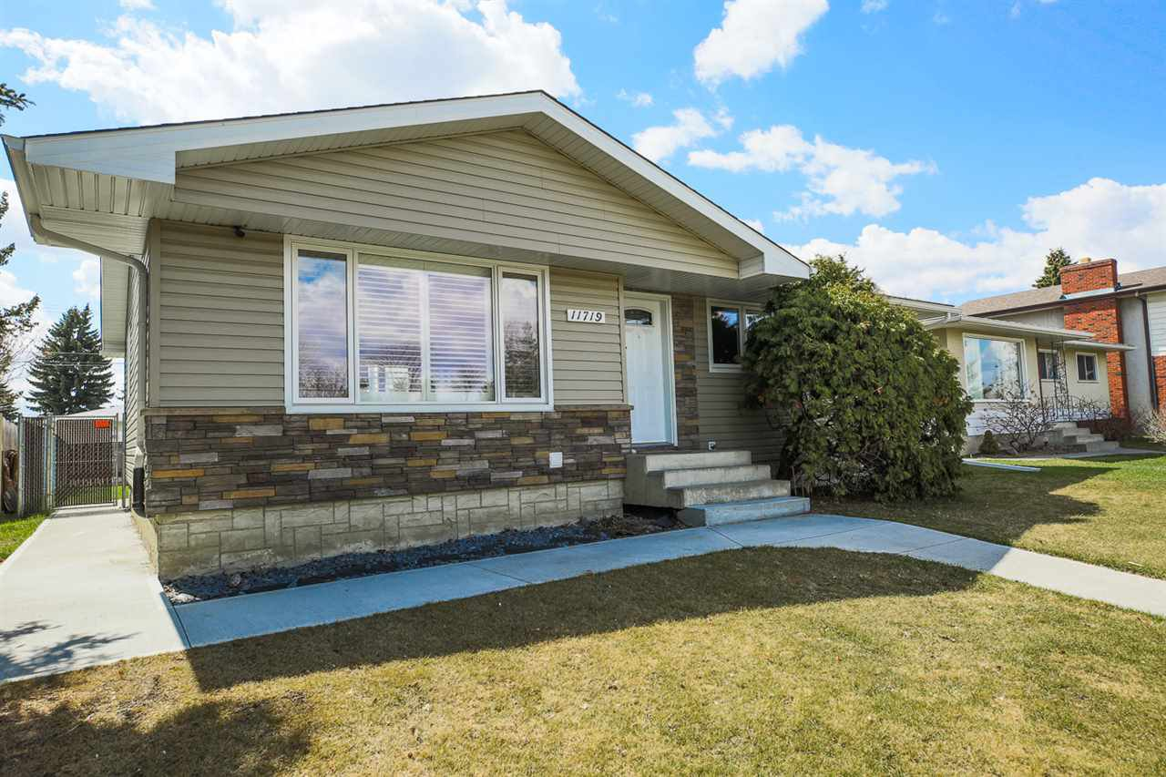 Main Photo: 11719 43 Avenue in Edmonton: Zone 16 House for sale : MLS®# E4145394