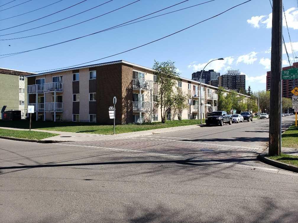 Main Photo: 207 9120 106 Avenue in Edmonton: Zone 13 Condo for sale : MLS®# E4152589