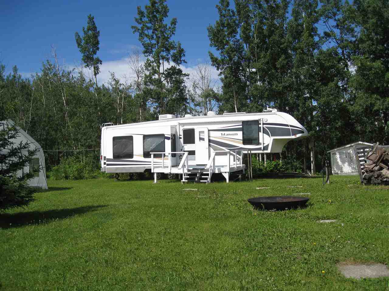 Main Photo: West of HWY 22 On Twp Rd 544: Rural Yellowhead Rural Land/Vacant Lot for sale : MLS®# E4162241