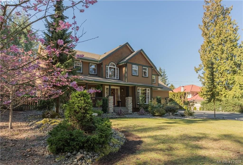 Main Photo: 11000 Inwood Rd in NORTH SAANICH: NS Curteis Point Single Family Detached for sale (North Saanich)  : MLS®# 818154