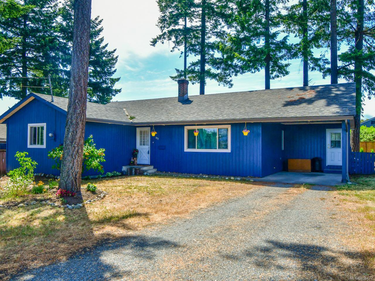 Main Photo: 377 Merecroft Rd in CAMPBELL RIVER: CR Campbell River Central House for sale (Campbell River)  : MLS®# 818477