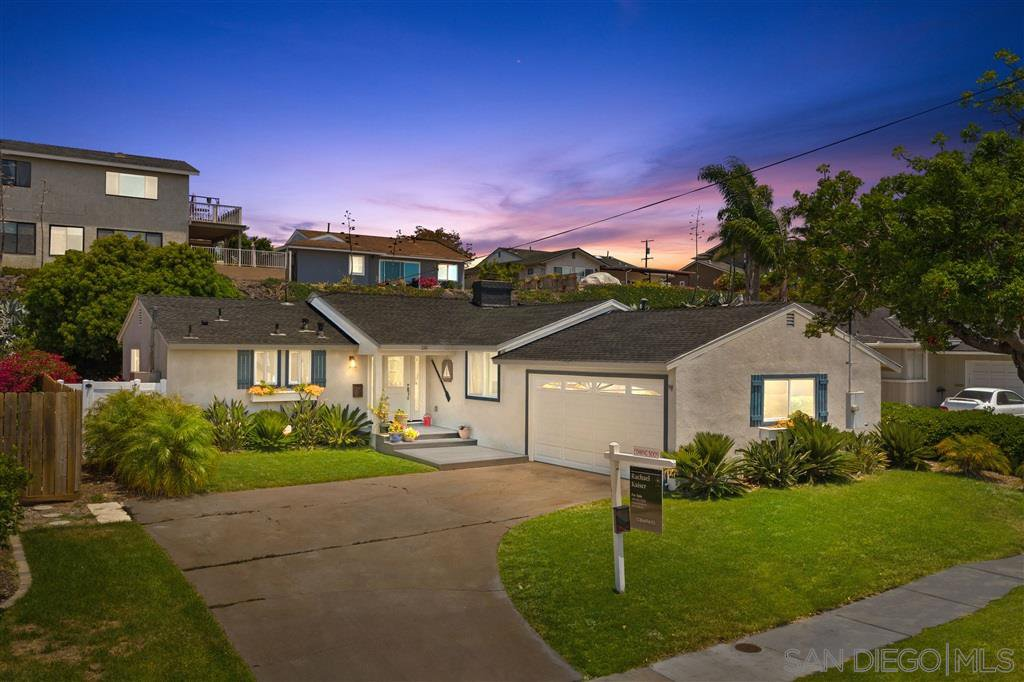 Main Photo: BAY PARK House for sale : 3 bedrooms : 2251 Penrose Street in San Diego