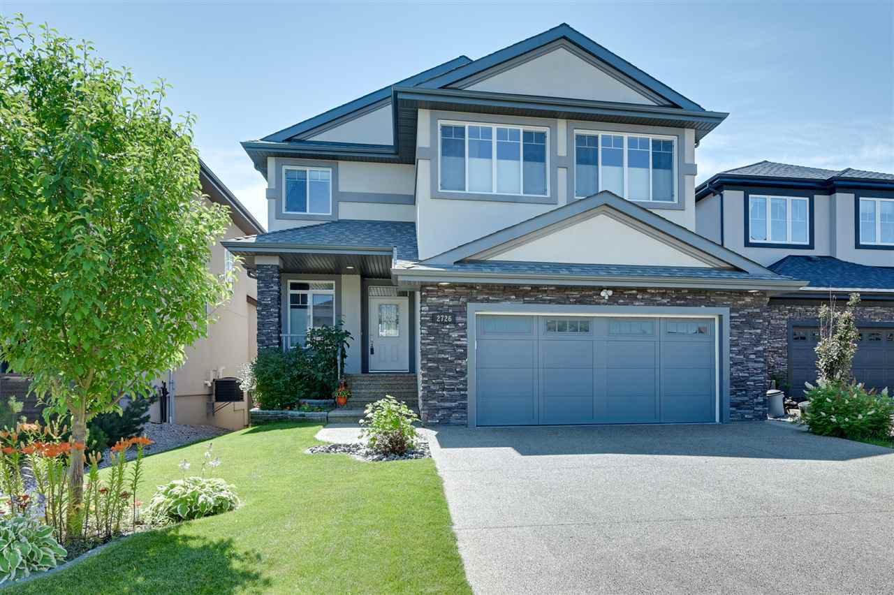 Main Photo: 2726 WATCHER Way in Edmonton: Zone 56 House for sale : MLS®# E4166890