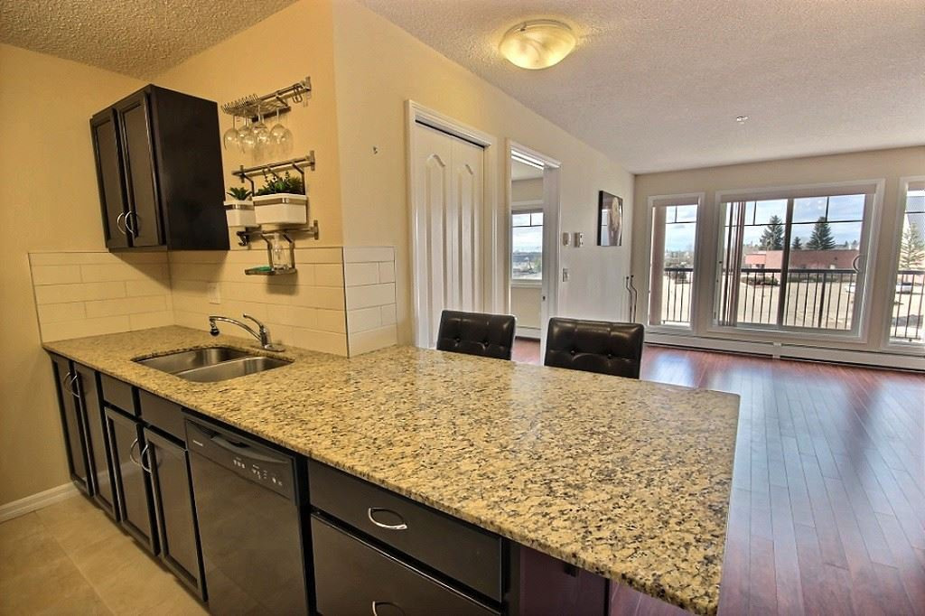 Main Photo: 308 273 CHARLOTTE Way: Sherwood Park Condo for sale : MLS®# E4169346
