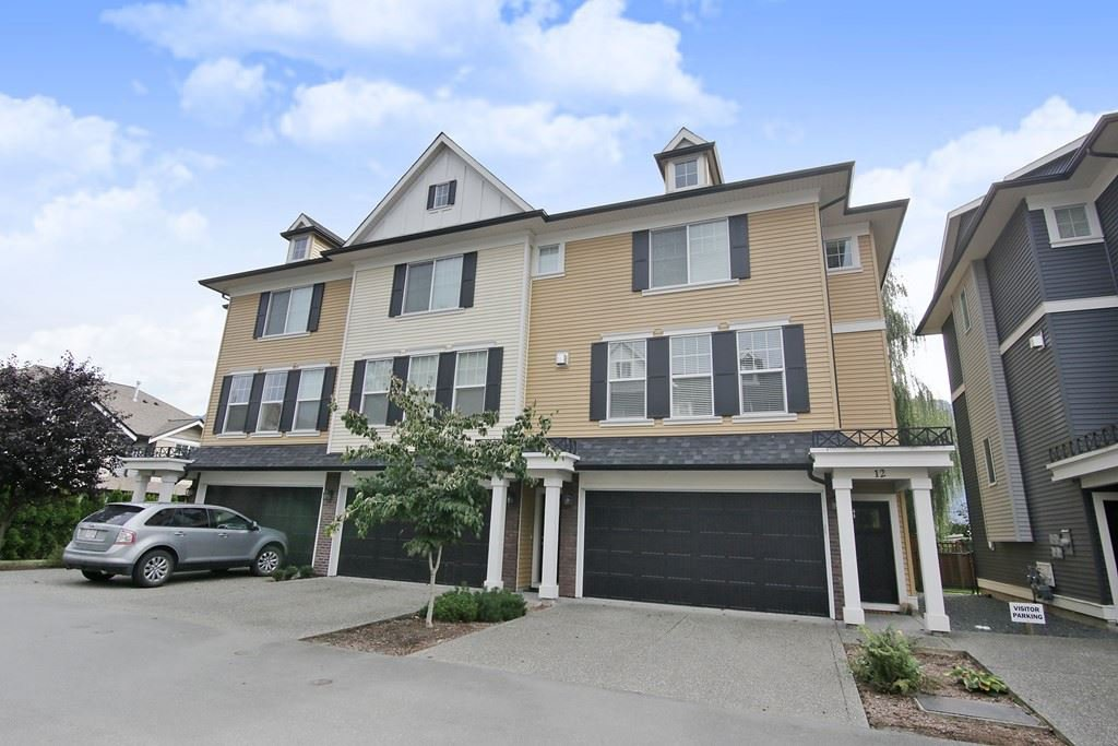 """Main Photo: 12 1640 MACKAY Crescent: Agassiz Townhouse for sale in """"THE LANGTRY"""" : MLS®# R2410185"""