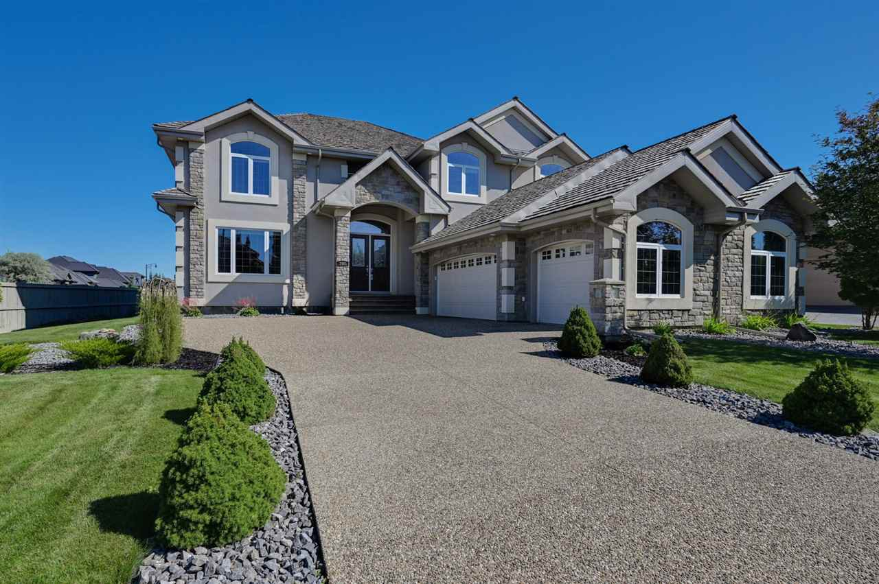 Main Photo: 3403 WATSON Place in Edmonton: Zone 56 House for sale : MLS®# E4186829