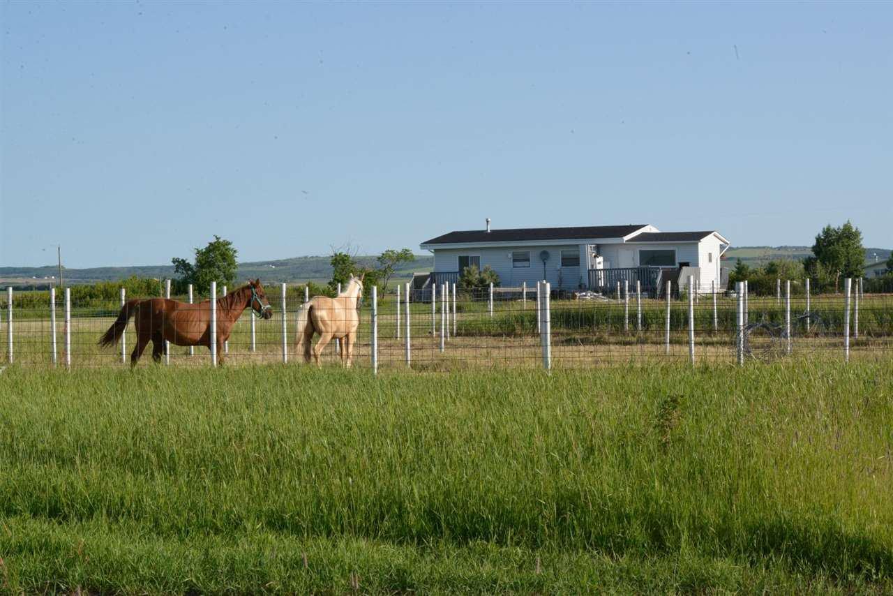 Main Photo: 45063A TWP RD 734 (KLESKUN ALL): Rural Grande Prairie County House for sale : MLS®# E4190073