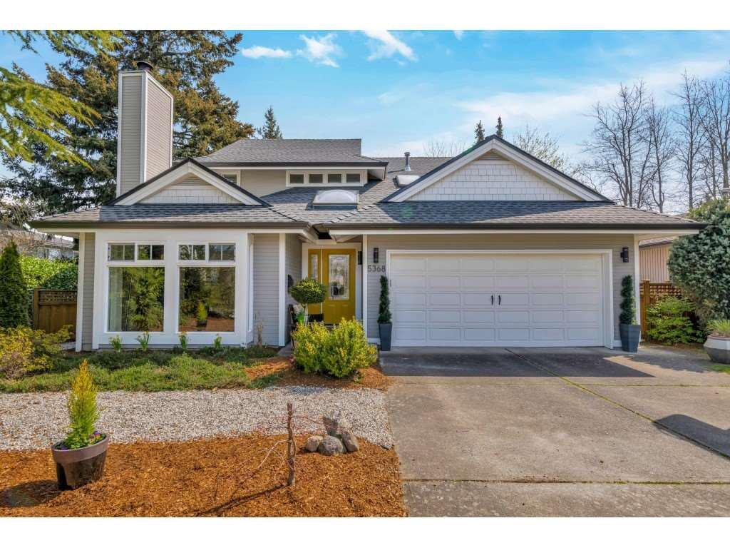 Main Photo: 5368 WILDWOOD Crescent in Delta: Cliff Drive House for sale (Tsawwassen)  : MLS®# R2450262