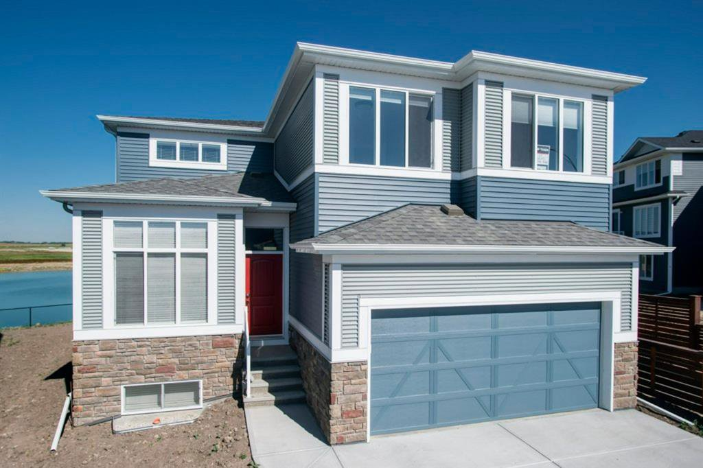 Main Photo: 37 Lucas Cove NW in Calgary: Livingston Detached for sale : MLS®# A1025548