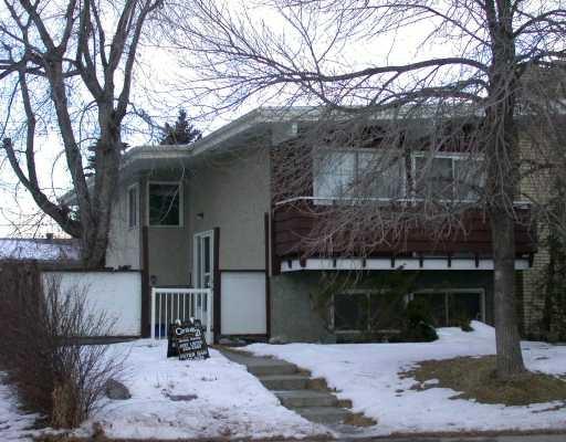 Main Photo:  in CALGARY: Dalhousie Duplex Side By Side for sale (Calgary)  : MLS®# C3107968