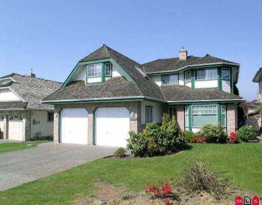 """Main Photo: 21509 87TH AV in Langley: Walnut Grove House for sale in """"Forest Hills"""" : MLS®# F2508595"""