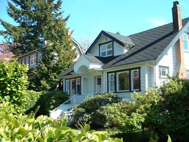 Main Photo: 4018 W 34TH Avenue in Vancouver: Dunbar House for sale (Vancouver West)  : MLS®# V926091