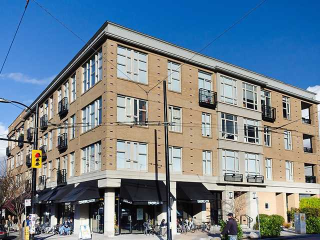 "Main Photo: # 405 205 E 10TH AV in Vancouver: Mount Pleasant VE Condo for sale in ""THE HUB"" (Vancouver East)  : MLS®# V928760"