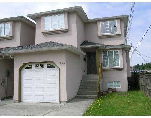 Main Photo: 523 Clare Avenue in Burnaby: Sperling-Duthie House for sale (Burnaby North)  : MLS®# V709143