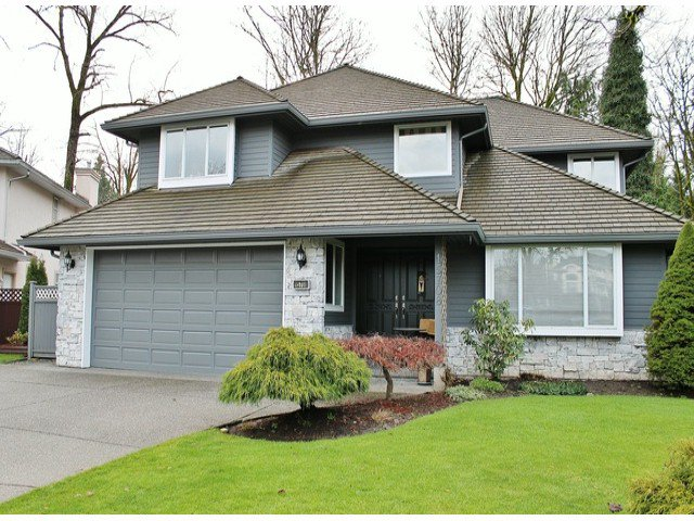 Main Photo: 15708 78A Avenue in Surrey: Fleetwood Tynehead House for sale : MLS®# F1300493