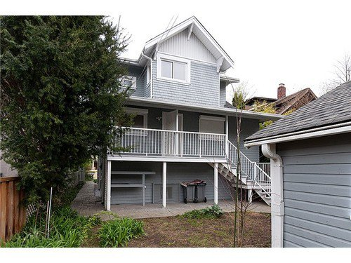 Photo 9: Photos: 3516 3RD Ave W in Vancouver West: Kitsilano Home for sale ()  : MLS®# V943502