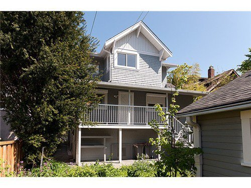 Photo 18: Photos: 3516 3RD Ave W in Vancouver West: Kitsilano Home for sale ()  : MLS®# V943502