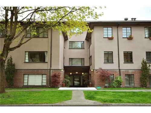 Main Photo: 1 2105 47TH Ave W in Vancouver West: Kerrisdale Home for sale ()  : MLS®# V918996