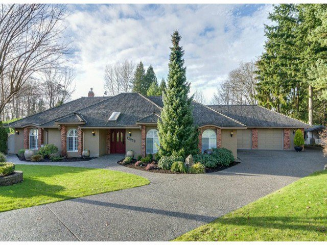 "Main Photo: 13059 21A Avenue in Surrey: Elgin Chantrell House for sale in ""HUNTINGTON PARK"" (South Surrey White Rock)  : MLS®# F1430270"