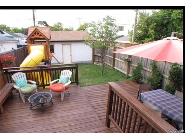 Photo 12: Photos: 687 Lyndale Drive in WINNIPEG: St Boniface Residential for sale (South East Winnipeg)  : MLS®# 1506395