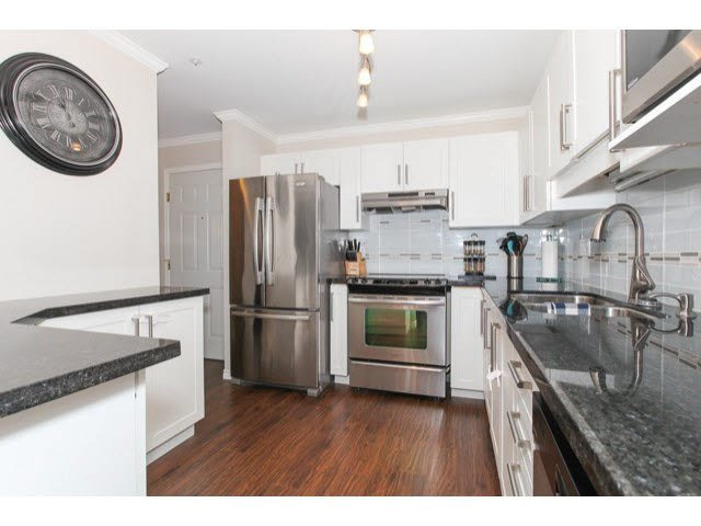 """Prepare your meals in a chefs dream kitchen offering granite countertops"