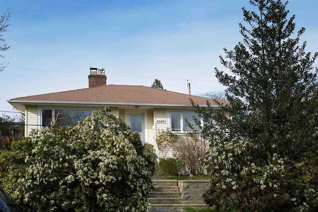 Main Photo: 6549 PORTLAND Street in Burnaby: South Slope House for sale (Burnaby South)  : MLS®# R2047061