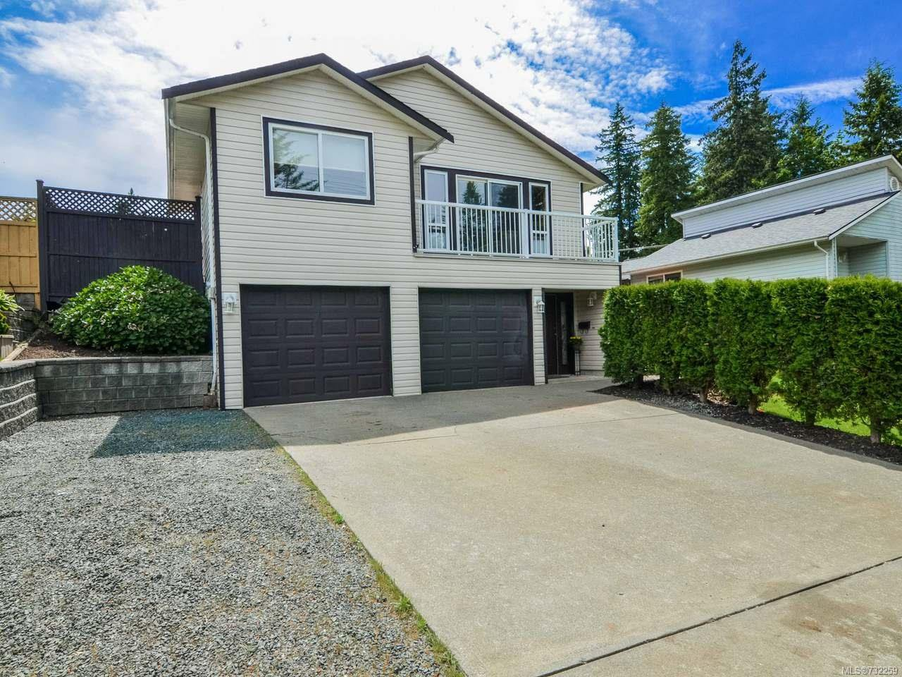 Main Photo: 845 PINECREST ROAD in CAMPBELL RIVER: Z1 Campbell River Central House for sale (Campbell River)  : MLS®# 732259