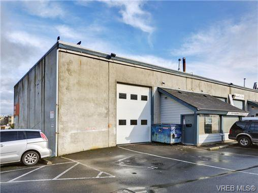 Main Photo: 11 831 Devonshire Rd in VICTORIA: Es Old Esquimalt Industrial for sale (Esquimalt)  : MLS®# 733068