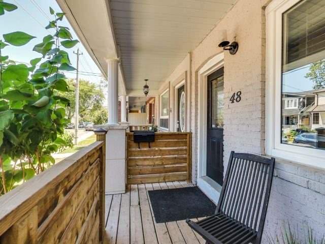 Photo 1: Photos: 48 Marigold Avenue in Toronto: South Riverdale House (2-Storey) for sale (Toronto E01)  : MLS®# E3517470