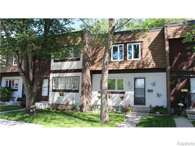 Main Photo: 11 Abercorn Grove in Winnipeg: Charleswood Condominium for sale (South Winnipeg)  : MLS®# 1617919