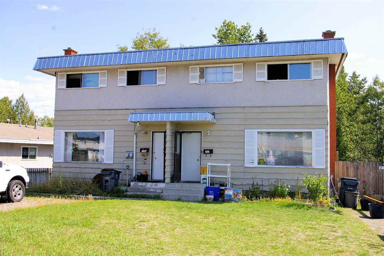 Main Photo: 102 - 106 MCLEAN Drive in Prince George: Highland Park House Duplex for sale (PG City West (Zone 71))  : MLS®# R2090549