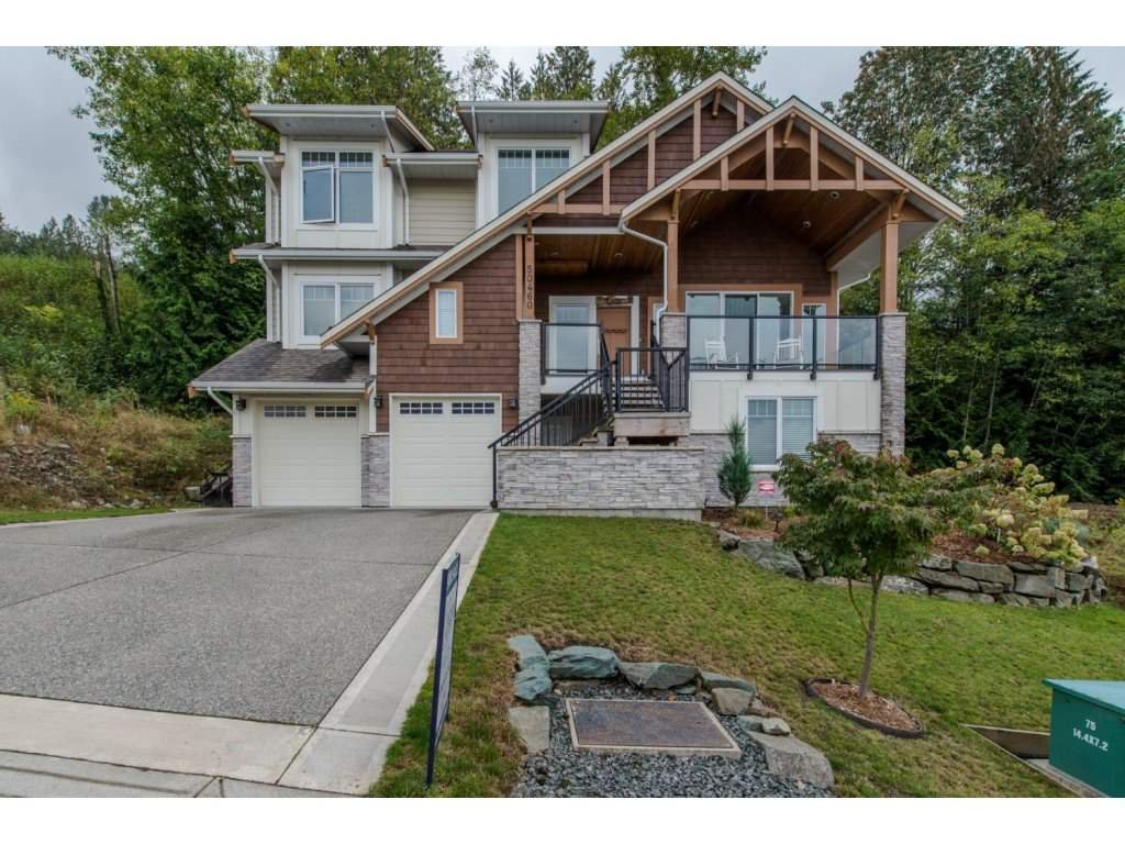 "Main Photo: 50460 KINGSTON Drive in Chilliwack: Eastern Hillsides House for sale in ""HIGHLAND SPRINGS"" : MLS®# R2106702"