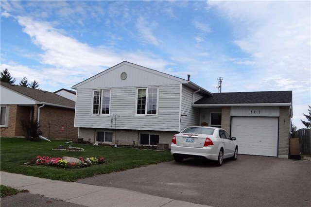Main Photo: 107 Diane Drive: Orangeville House (Bungalow-Raised) for sale : MLS®# W3611218