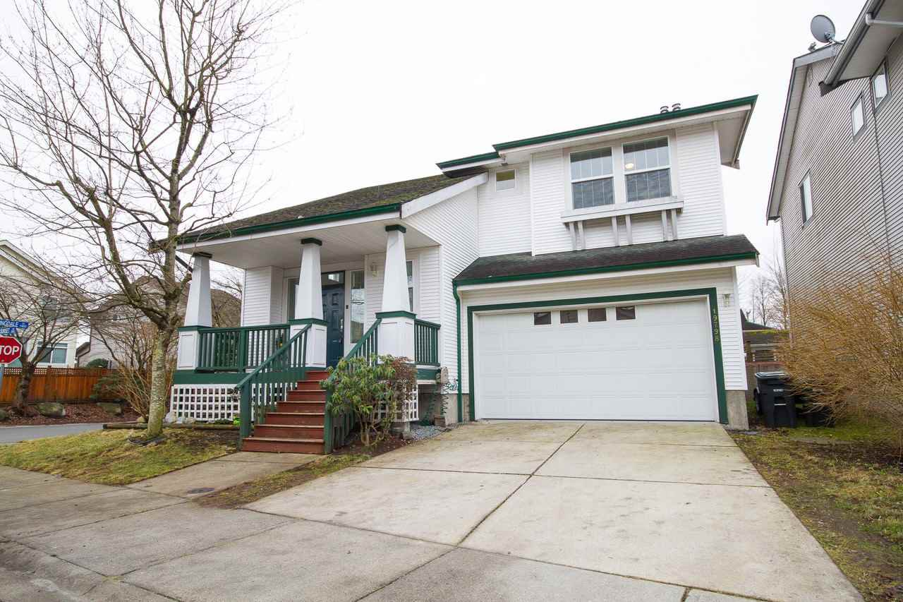 Main Photo: 19798 SUNSET Lane in Pitt Meadows: Central Meadows House for sale : MLS®# R2135335