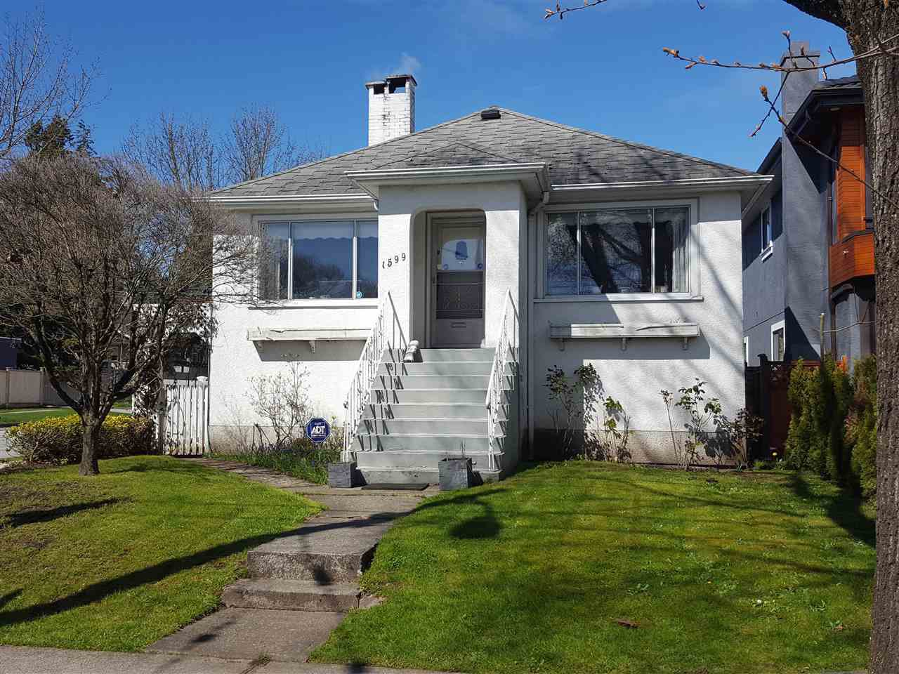 Photo 14: Photos: 1599 W 63RD Avenue in Vancouver: South Granville House for sale (Vancouver West)  : MLS®# R2157245