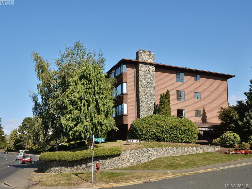 Main Photo: 307 150 W Gorge Rd in VICTORIA: SW Gorge Condo for sale (Saanich West)  : MLS®# 782004