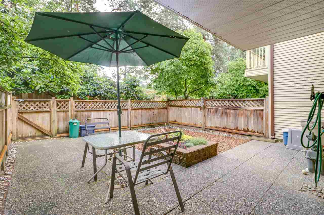 Photo 17: Photos: 104 1210 FALCON Drive in Coquitlam: Upper Eagle Ridge Townhouse for sale : MLS®# R2278666