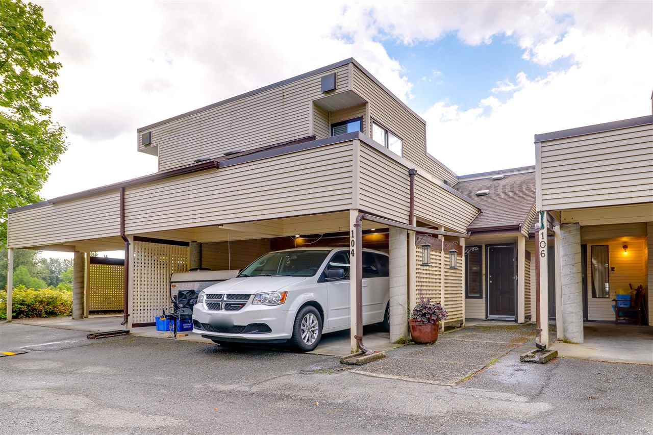 Photo 20: Photos: 104 1210 FALCON Drive in Coquitlam: Upper Eagle Ridge Townhouse for sale : MLS®# R2278666