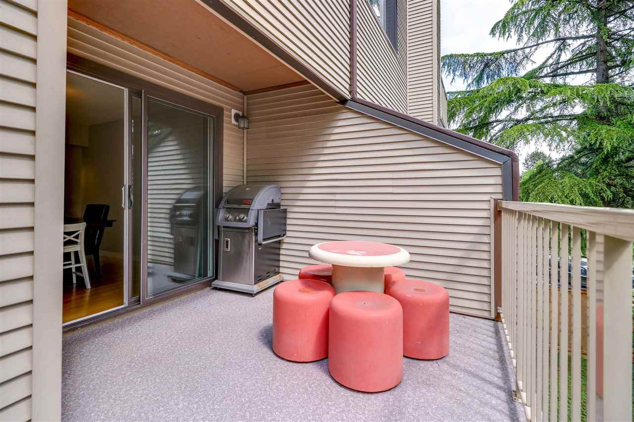 Photo 19: Photos: 104 1210 FALCON Drive in Coquitlam: Upper Eagle Ridge Townhouse for sale : MLS®# R2278666