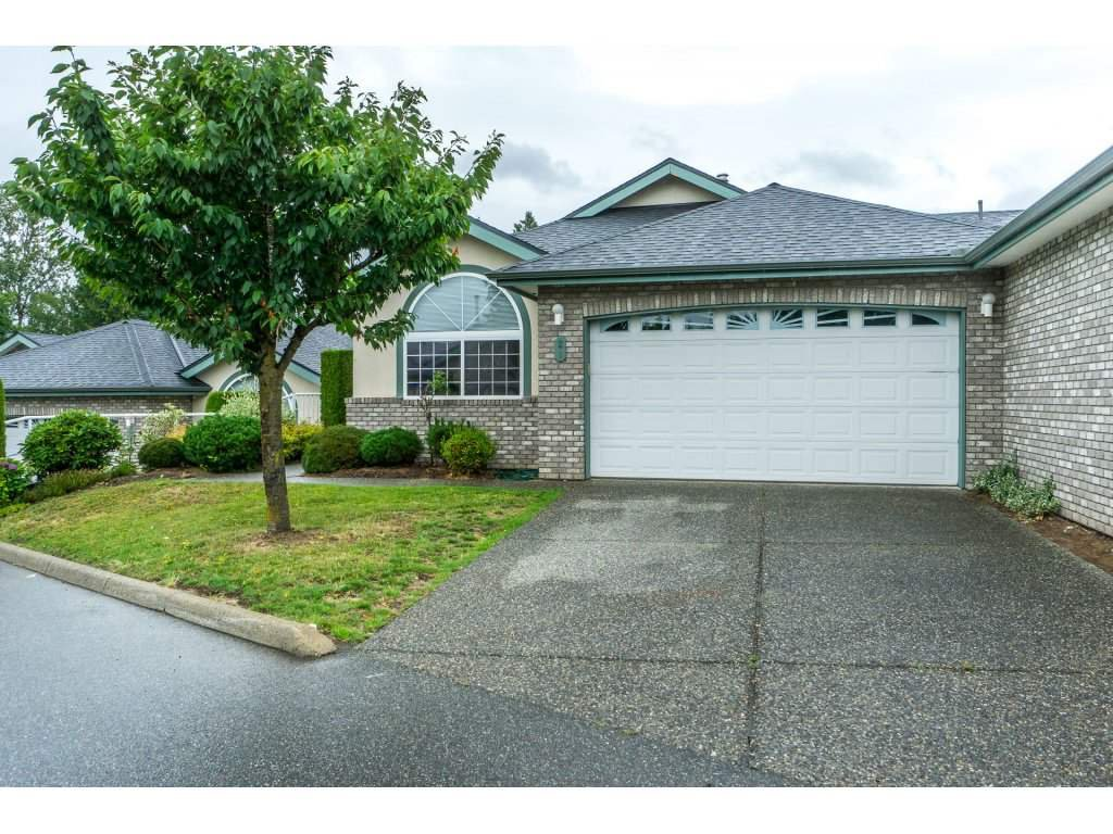 "Main Photo: 21 32777 CHILCOTIN Drive in Abbotsford: Central Abbotsford Townhouse for sale in ""Cartier Heights"" : MLS®# R2285176"