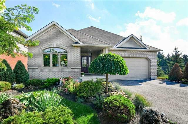 Main Photo: 72 Meyer Drive: Orangeville House (Bungalow) for sale : MLS®# W4241789