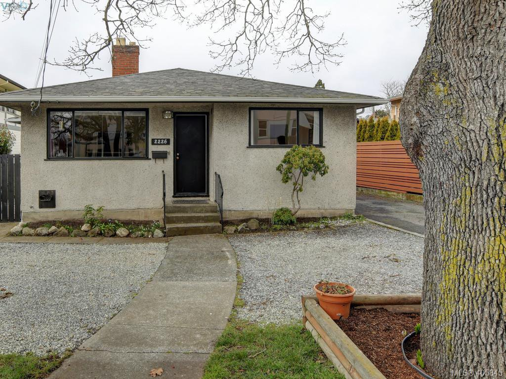 Main Photo: 2226 Richmond Road in VICTORIA: Vi Jubilee Single Family Detached for sale (Victoria)  : MLS®# 405845