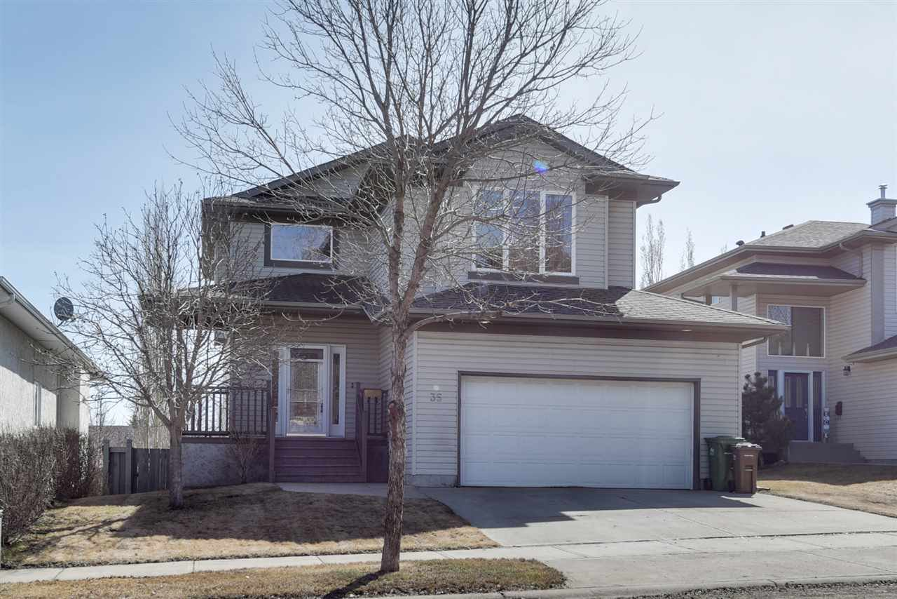 Main Photo: 35 OAKRIDGE Drive S: St. Albert House for sale : MLS®# E4151445